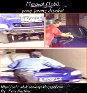 cara merawat mobil yang jarang dipakai